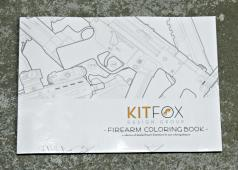 Noveske Kitfox Firearms Coloring Book