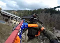 Novritsch Video: Nerf Versus Airsoft