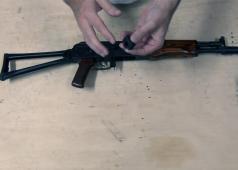 Nugentgl: TNT AK Hop Unit Shooting Test