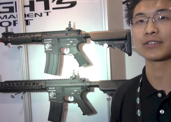 <b>SHOT Show</b> 2016: ZShot's Upscale Guns - nutnfancy_zshot_2016