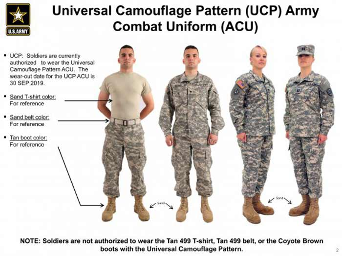 U.S. Army OCP Combat Uniforms Will Become Available On The ... - photo #32