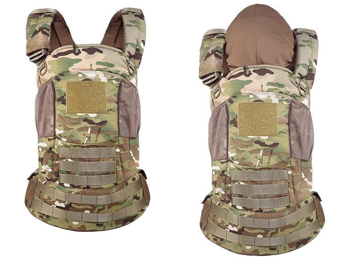 Quokkajoy Tactical Baby Carrier