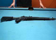 RA-Tech M1A GBB Rifle Prototype