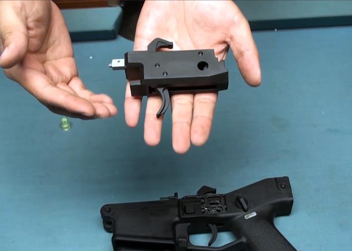 RA-Tech MSK Steel Trigger Box