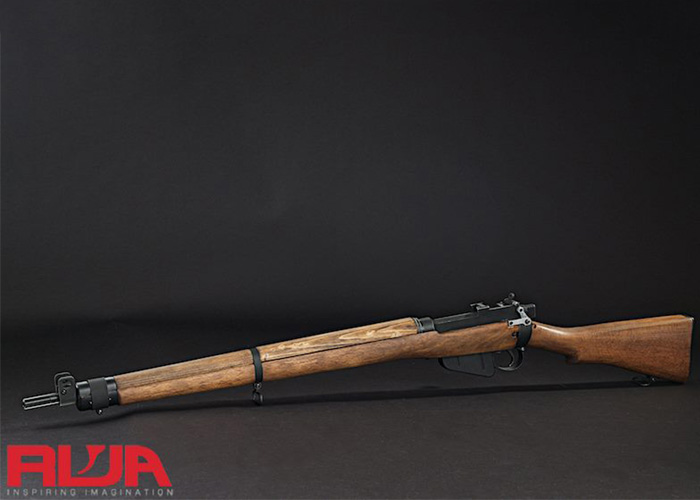 Red Army Rwa Lee Enfield No 4 Mk1 on Latest Write A Story