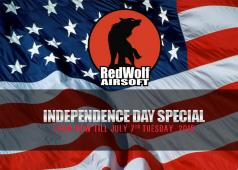 RedWolf Independence Day Sale 2015