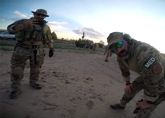 Robo-Airsoft: Copperhead 2.5 Guardian Mission - Part Two: AAR