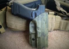 Rebel Tactical Customs Kydex Glock Holster Review