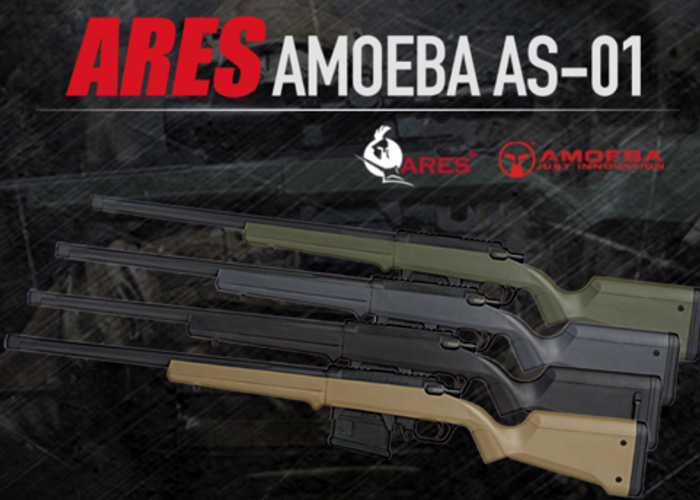 RedWolf Ares Amoeba AS-01