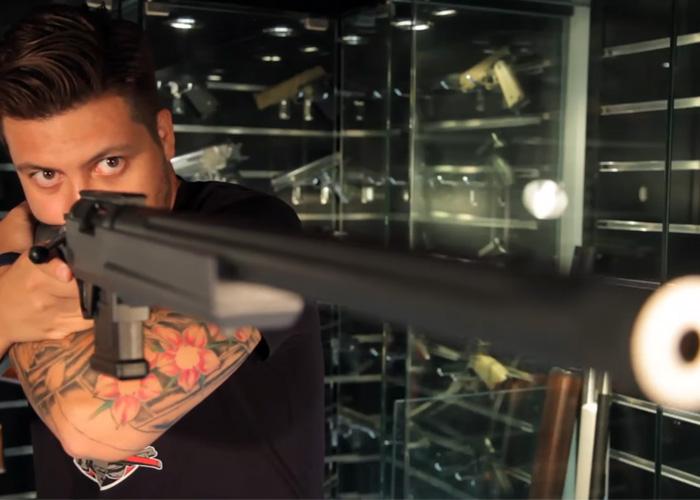 RWTV: Amoeba AS-01 Sniper Rifle