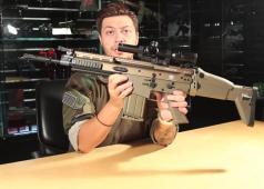 RWTV: Is Cybergun's FN SCAR-H Gas Blowback the best GBBR?
