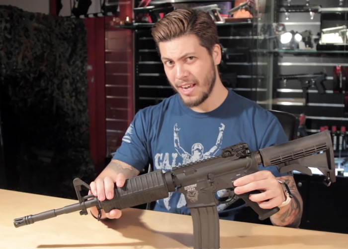 RWTV: Systema PTW Recoil Shock