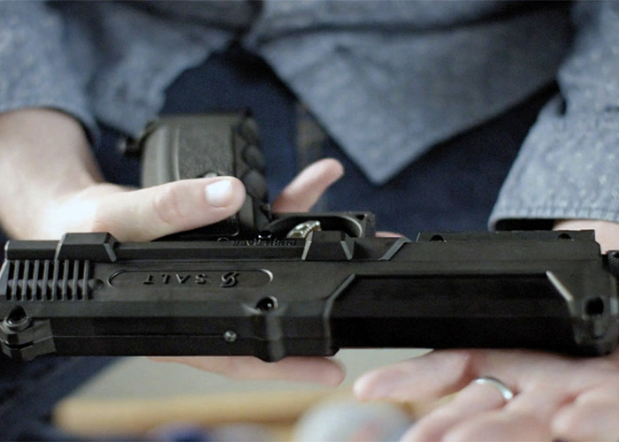 SALT Non-Lethal Handgun
