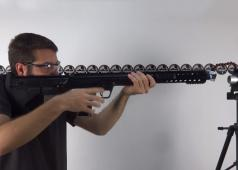 Silverback Airsoft SRS Prototype Presentation