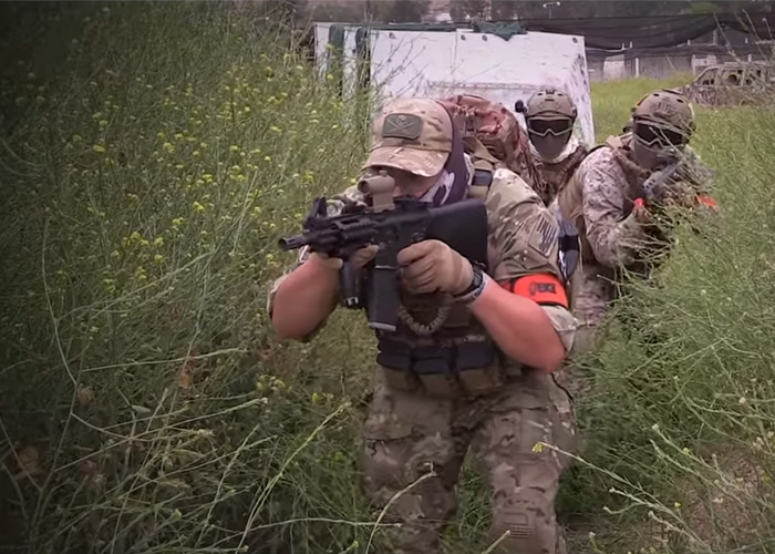SoCal Tactical Airsoft At Wildlands Opening