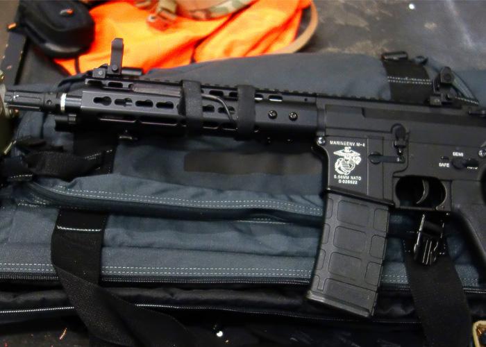 """Specna Arms SA-V04 KeyMod 9"""" Carbine"""