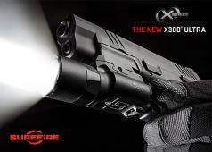 Surefire's 600 Lumen Ultra-B Weaponlight