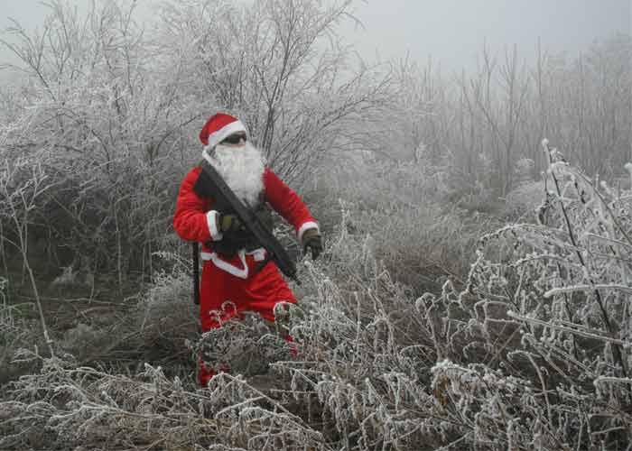 Airsoft is a competitive team shooting sport in which participants shoot opponents with spherical plastic projectiles launched via replica air weapons called airsoft guns.