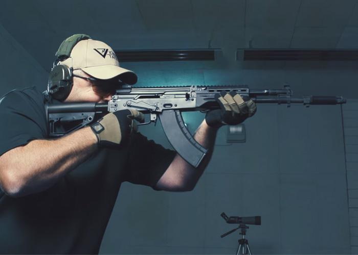 TAC-TV AK 400 Pre-Production Prototype