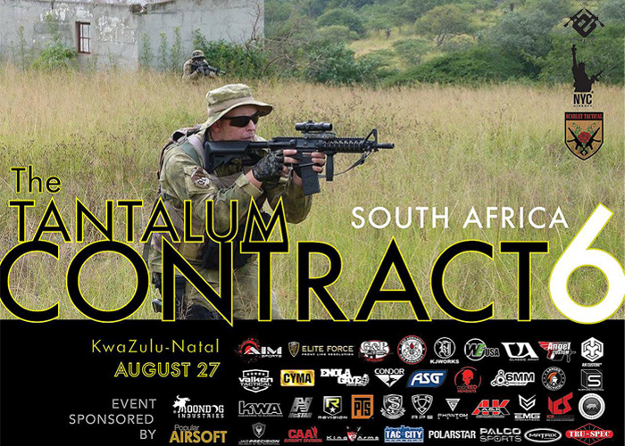 Tantalum Contract 6 South Africa
