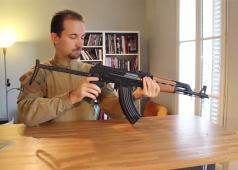 LCT Airsoft M-70 AB2 AEG Review