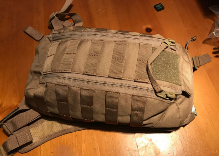 TBS Next Level Tactical Gear Review Part 1