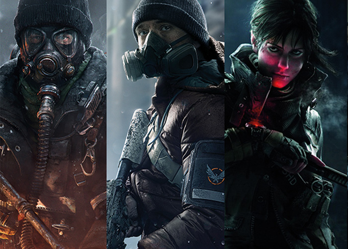 Tom Clancy's The Division Characters