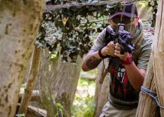 Tippmann Arms M4 CO2/HPA Rifle Review Part 2