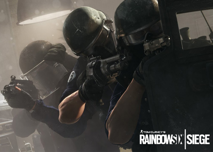 Tom Clancy's Rainbow Six Siege - Closed Alpha