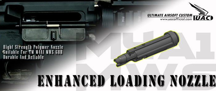UAC Upgrade Parts For Marui M4A1 MWS | Popular Airsoft