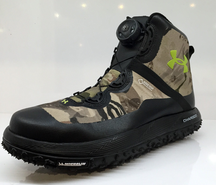 Under Armour Michelin Fat Tire Boots Popular Airsoft