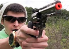 """USAirsoft: ASG Dan Wesson 715 4"""" Review"""