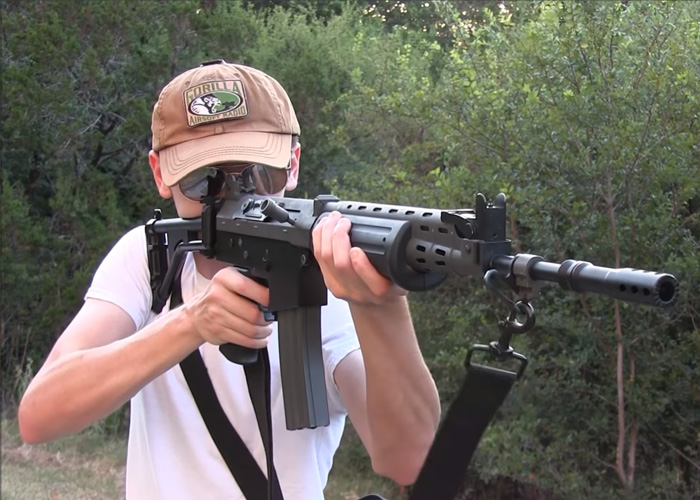 g g fnc aeg review by usairsoft popular airsoft