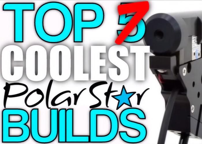 USAirsoft: Top 7 Coolest PolarStar Builds