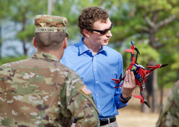 3D Printed Drone (U.S. Army)