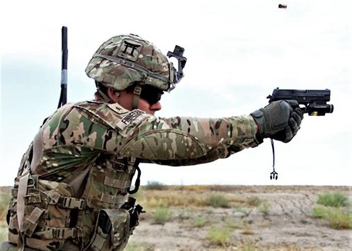 Sig Sauer P320 Pistol (U.S. Army Photo)
