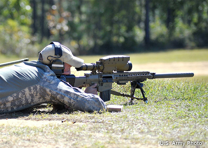 U.S. Army PEO Soldier Weapons BOSS
