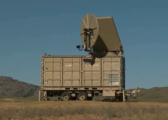 Aviation Week Raytheon's High-Power Microwave Weapon Downs Drones