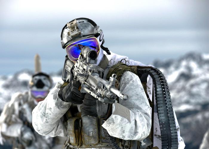 U.S. Navy SEAL photo by Visual Information Specialist Chris Desmond