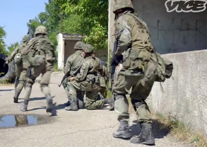 VICE Preparing for Invasion: Poland's Paramilitary Weekend Warriors