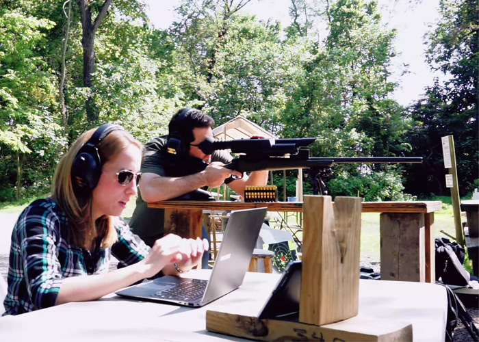 """Wired: Hacking a """"Smart"""" Sniper Rifle"""