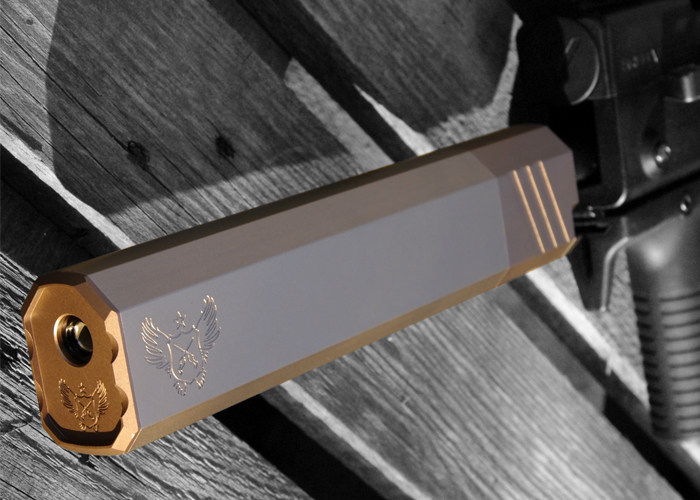 Ace1 Arms OSP Range Up Suppressor Review