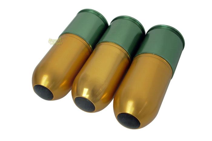 Grenade Shell Grenade Shell 3pcs Long