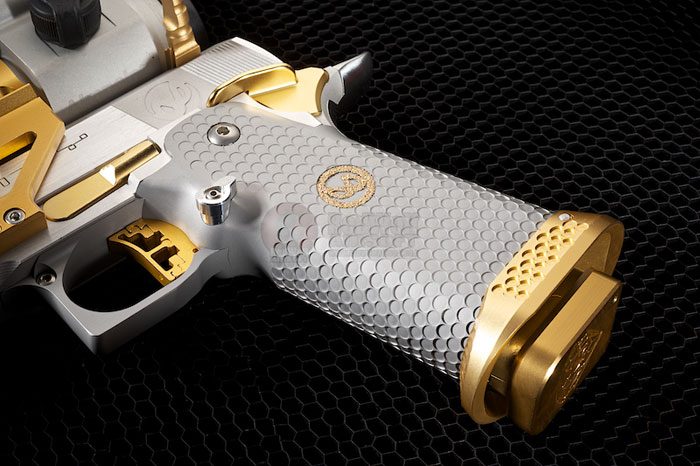 Airsoft Surgeon Gold Finger Infinity Open Popular Airsoft