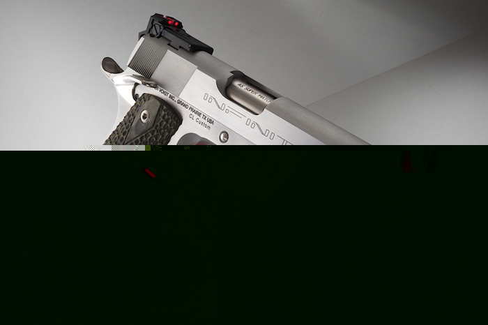 infinity 1911. tokyo marui m1911 magazines are not the highest capacity but with 26 rounds to work that is still a generous volume of shots for sidearm. infinity 1911