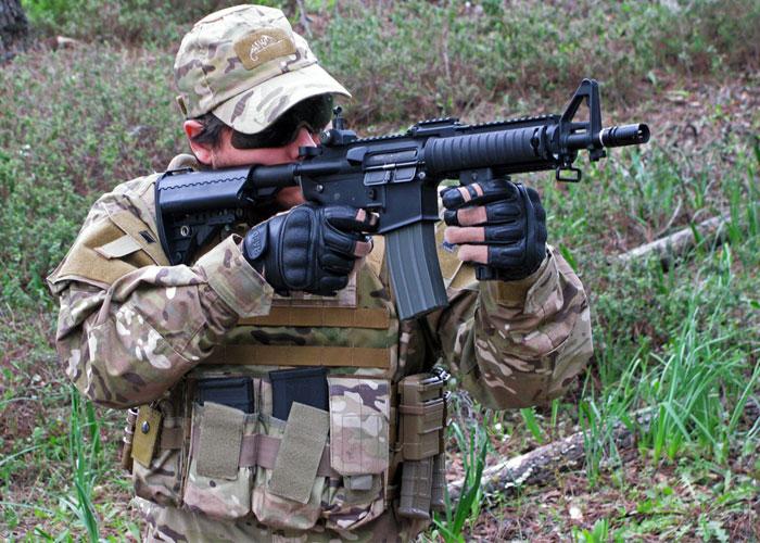 Dytac Combat Series M4 CQBR AEG Review
