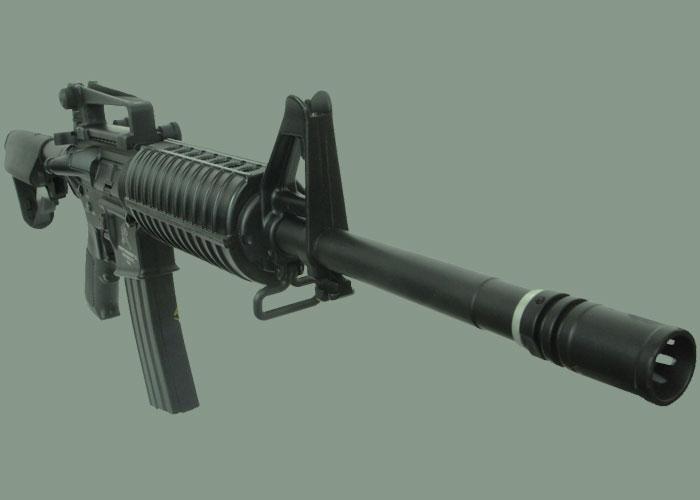G&D Full Metal PTW M4A1 Rilfe AEG Airsoft Helper