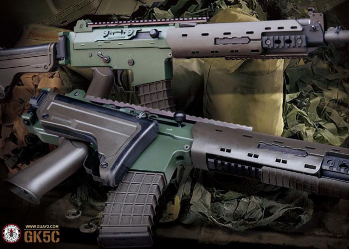 G&G AK5C AEG