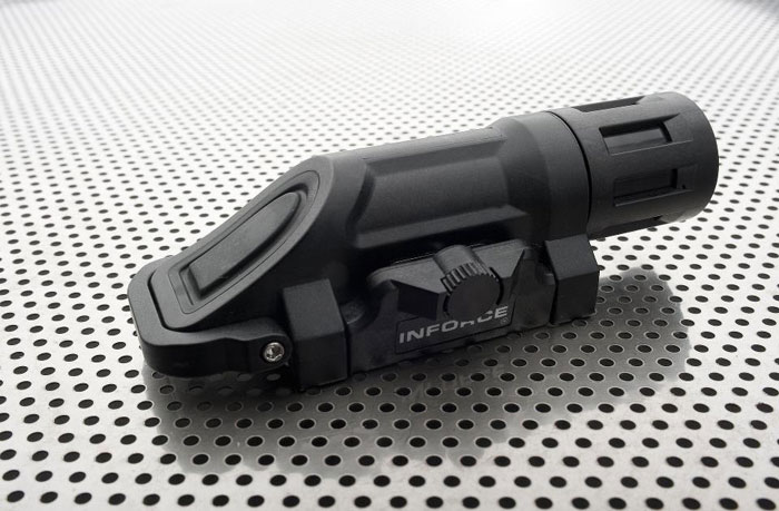 Inforce Wml Hsp Weapon Light Released Popular Airsoft