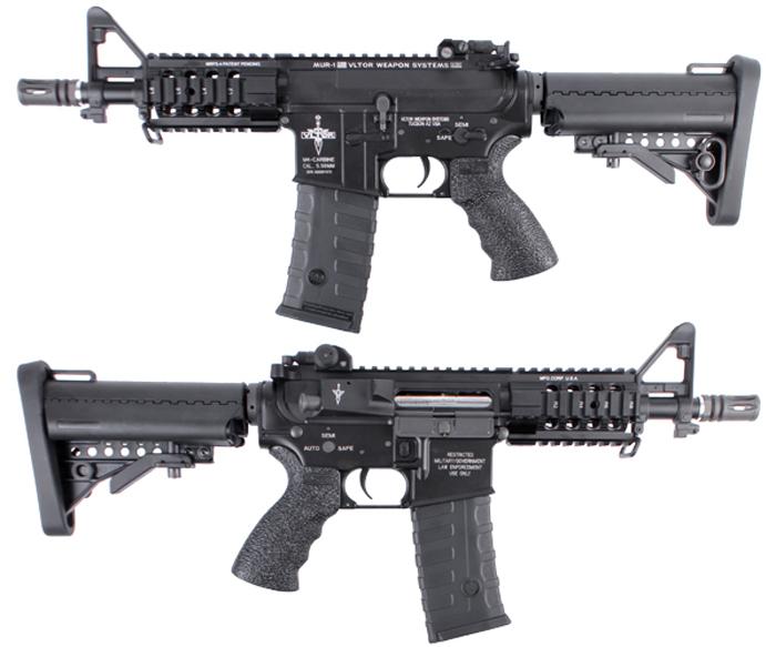 Ares Airsoft M4 Pistol Showcase 2013 | Popular Airsoft